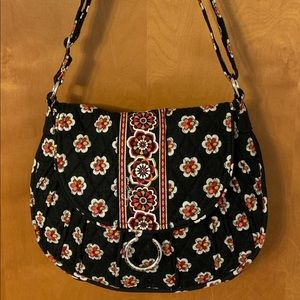 Vera Bradley Pirouette Saddle Up crossbody handbag
